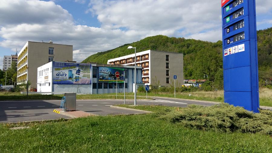 SPAEZ - budova