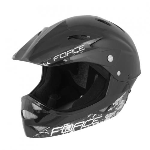 prilba-force-downhill-junior-cierna-90215
