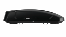 Thule Force L Black Aeroskin