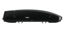 Thule Force Sport Black Aeroskin