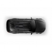 Thule Vector Alpine Black Metallic
